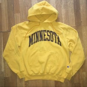MN Gophers Champion Hoodie